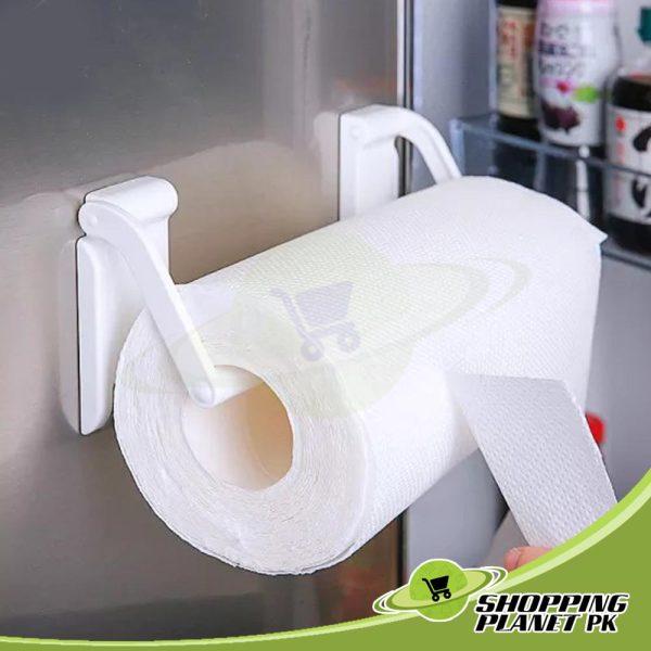 Adjustable Magnet Tissue Roll Holder