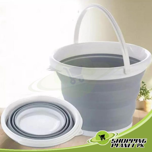 Best Silicone Foldable Bucket In Pakistan