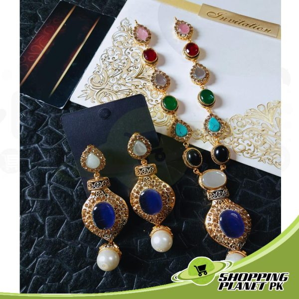 New Artificial Jewelry Set1