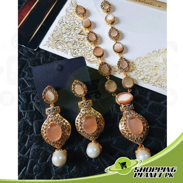 New Artificial Jewelry Set2