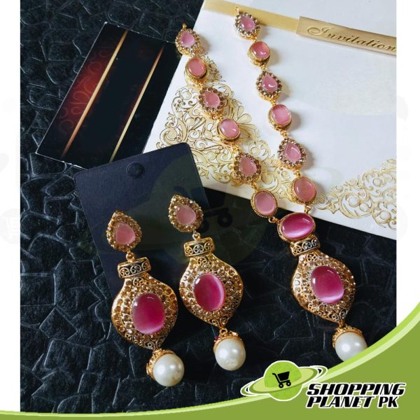 New Artificial Jewelry Set3