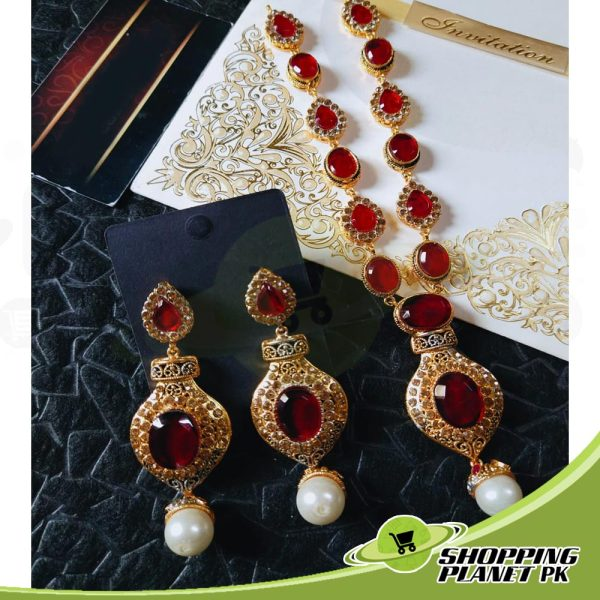 New Artificial Jewelry Set4