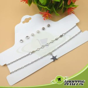 Simple Star Choker Necklace