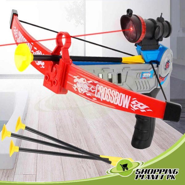 Bow And Arrow Toy Gun For Kids