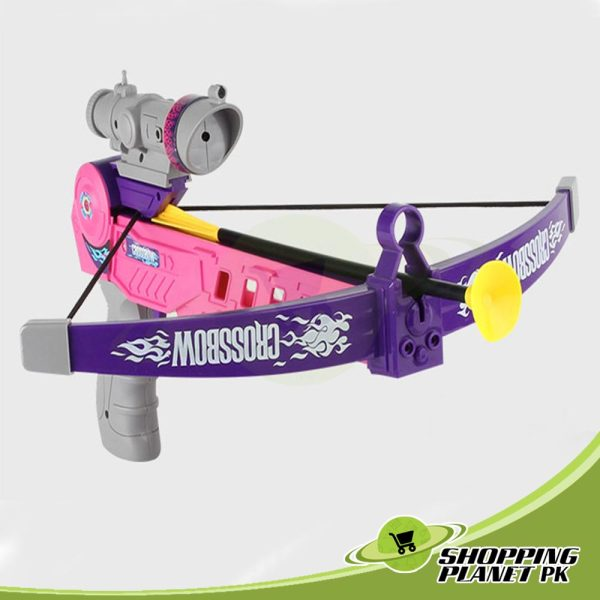Bow And Arrow Toy Gun For Kids2