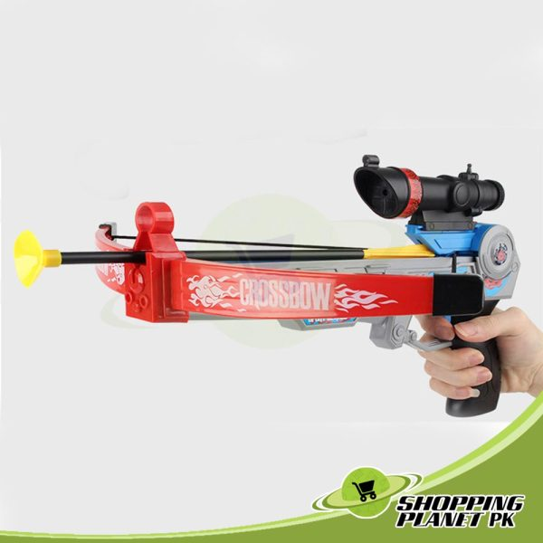 Bow And Arrow Toy Gun For Kids4