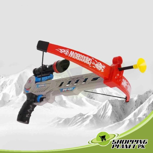 Bow And Arrow Toy Gun For Kids6