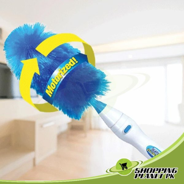 Electric Spin Duster In Pakistan3.