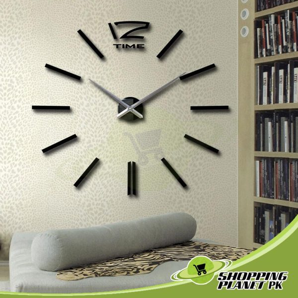3D Wall Clocks1