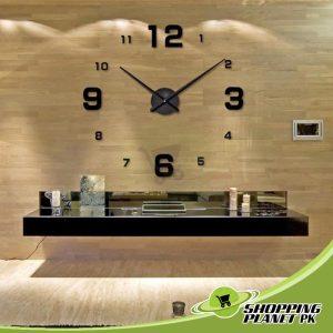 3D Wall Clocks