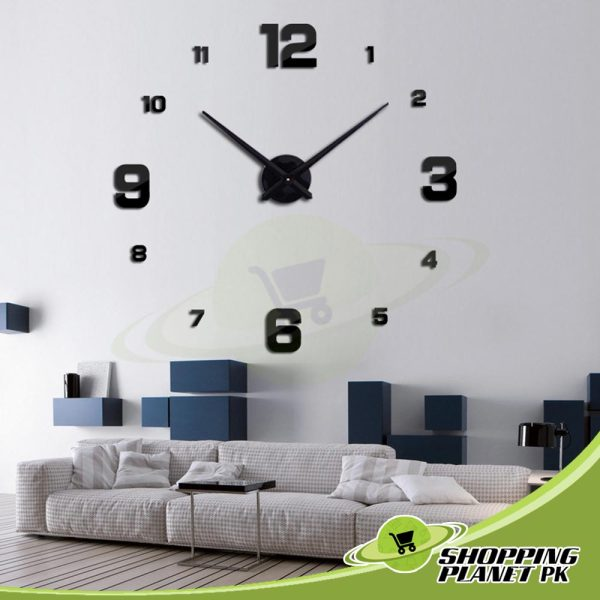 3D Wall Clocks5