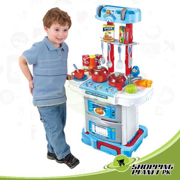 Little Chef Kitchen Set Toy