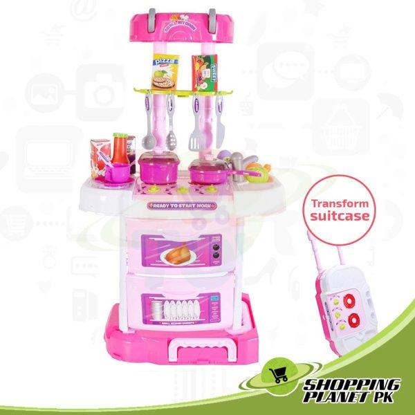 Little Chef Kitchen Set Toy1