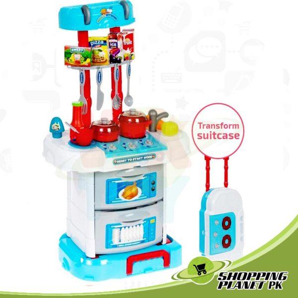 Little Chef Kitchen Set Toy2