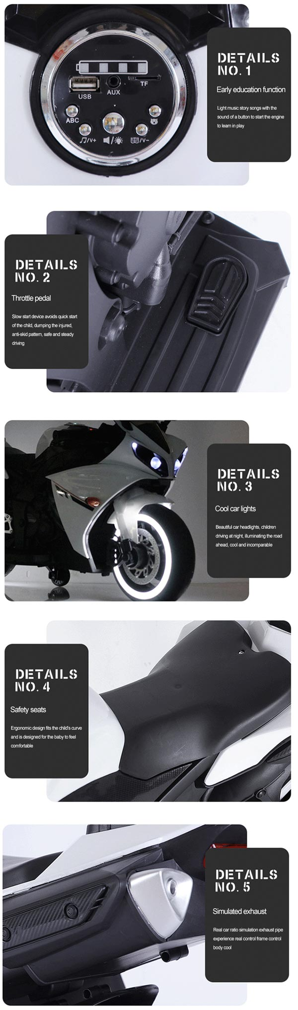 New R1 Kids Bike