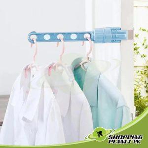 Portable Window Drying Hanger