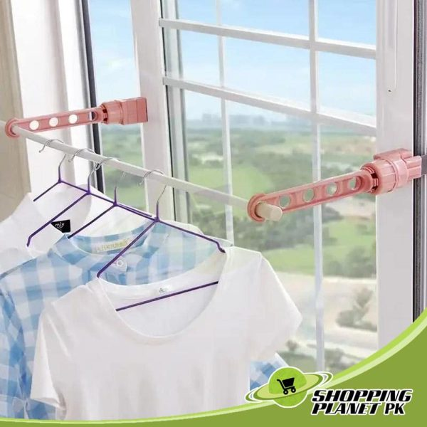 Portable Window Drying Hanger2