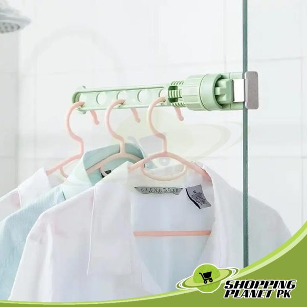 Portable Window Drying Hanger3