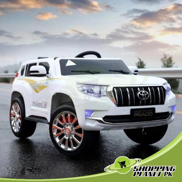 RechargeablePrado Jeep For Kids1