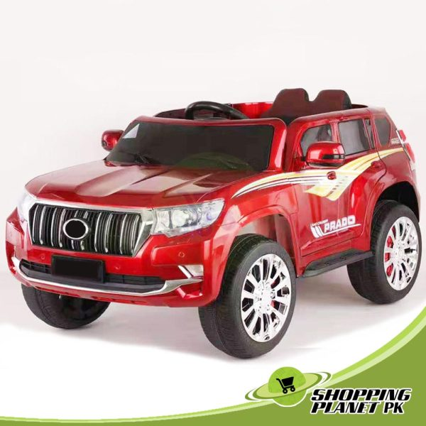 RechargeablePrado Jeep For Kids2
