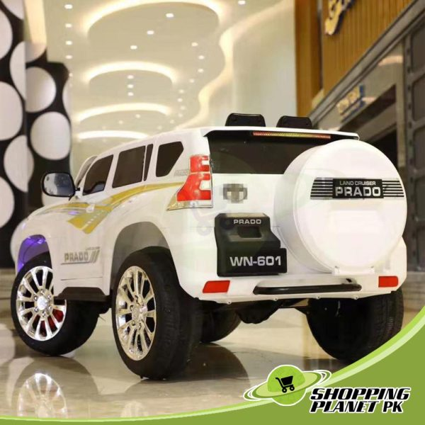 RechargeablePrado Jeep For Kids4