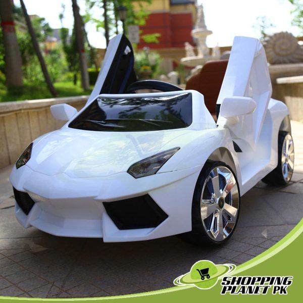 Ride-On Lamborghini Kids Car