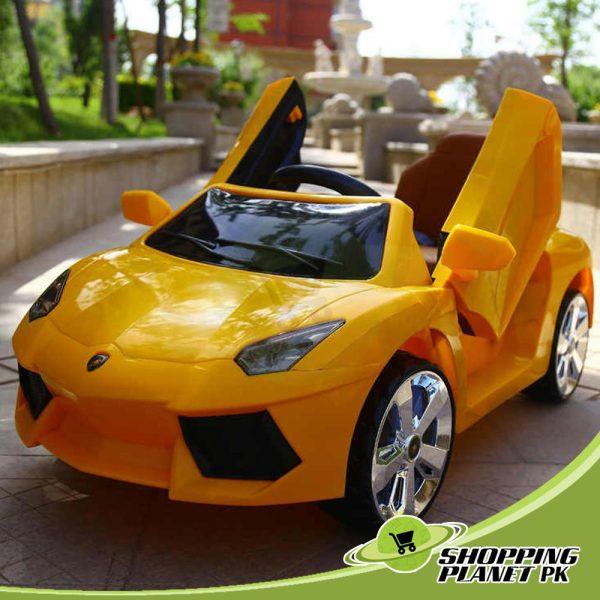 Ride-On Lamborghini Kids Car1