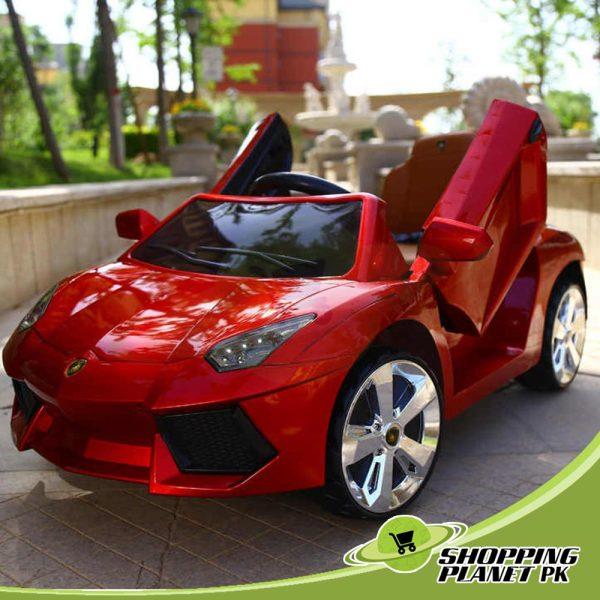 Ride-On Lamborghini Kids Car3