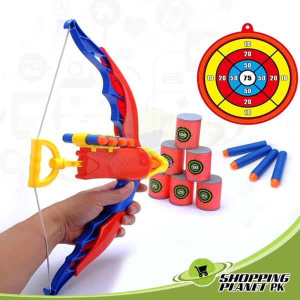 Soft Archery Set Toy For Kids1