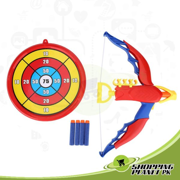 Soft Archery Set Toy For Kids2
