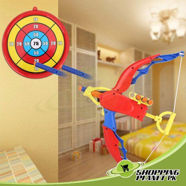 Soft Archery Set Toy For Kids3