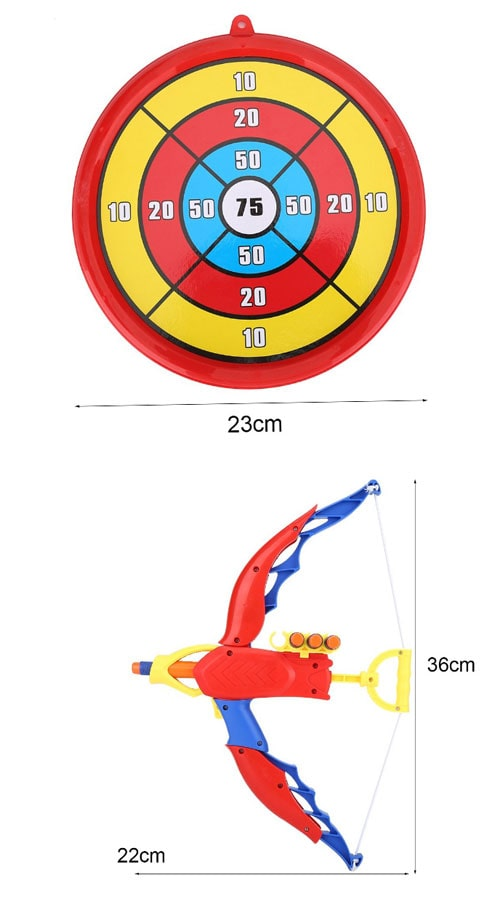 Soft Archery Set Toy For Kids