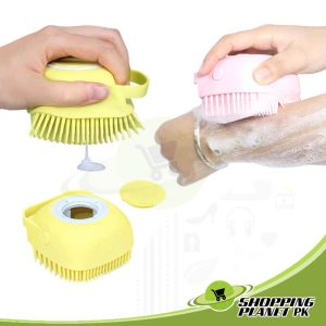 Soft Silicone Bath Brush