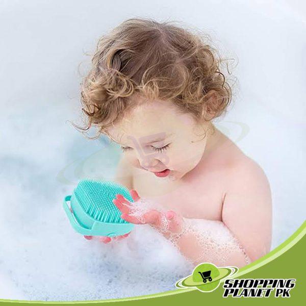 Soft Silicone Bath Brush3