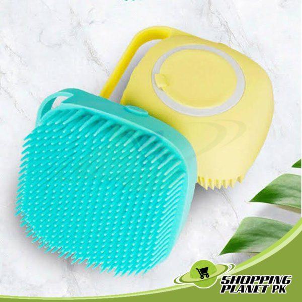 Soft Silicone Bath Brush4
