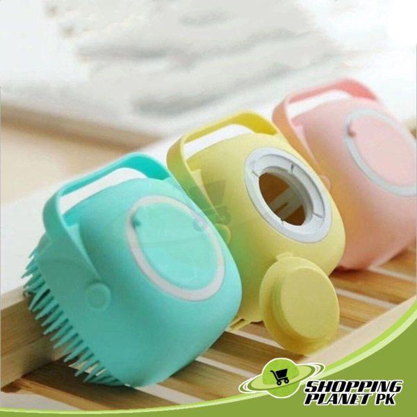 Soft Silicone Bath Brush6