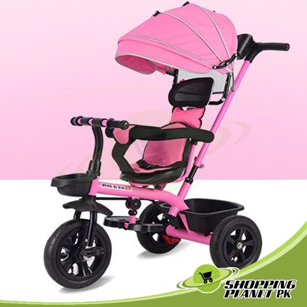 2 in 1 Baby Tricycle1