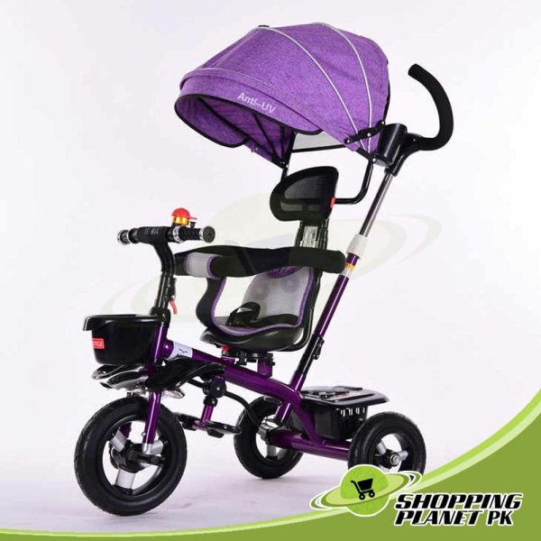 2 in 1 Baby Tricycle2
