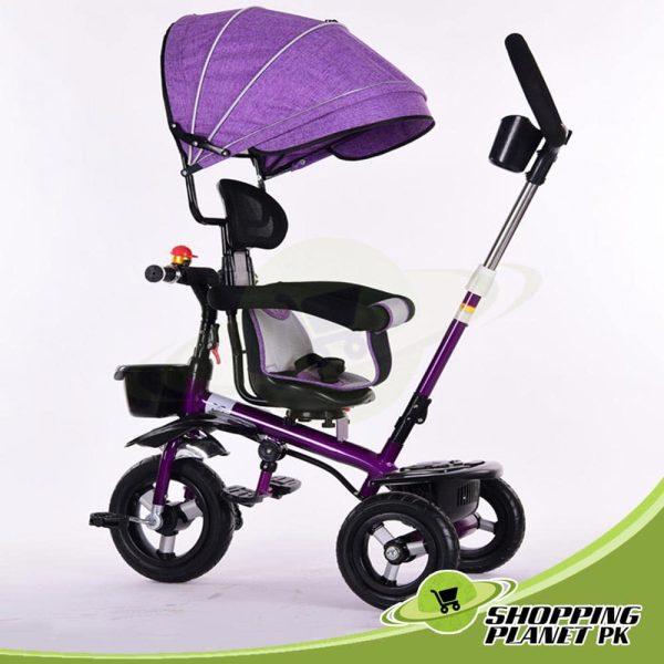 2 in 1 Baby Tricycle3