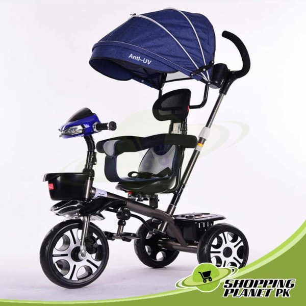 2 in 1 Baby Tricycle4