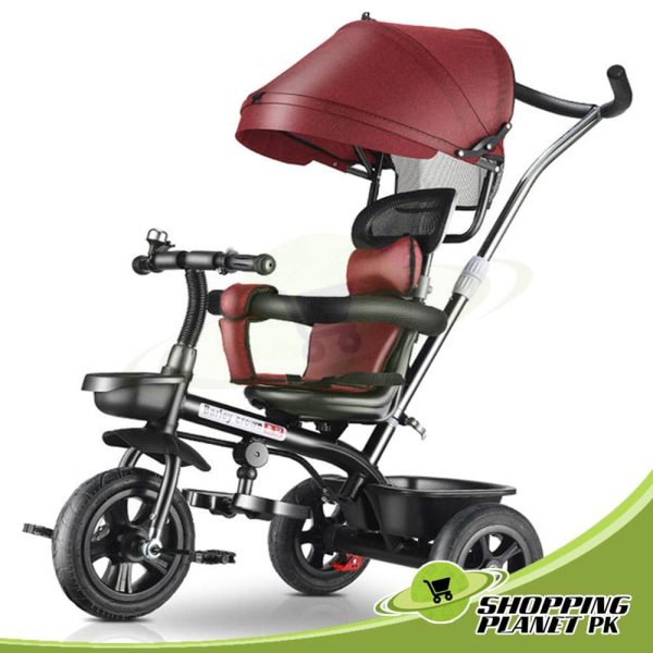 2 in 1 Baby Tricycle5
