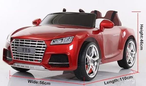 Audi TTS Children Car