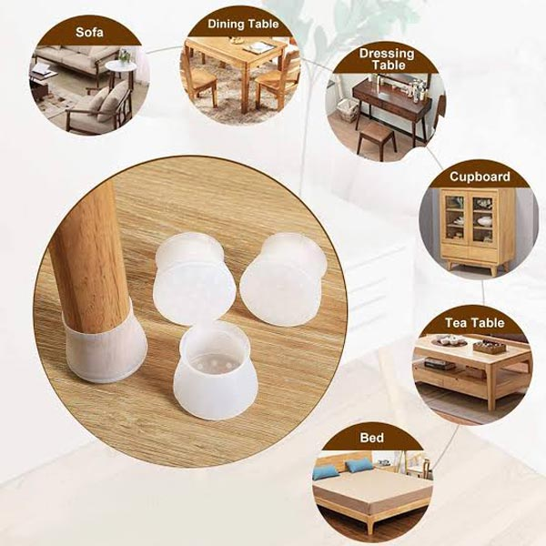 Silicone Furniture Protection Cover