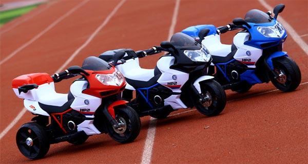 New Kids Electric Bike HP2