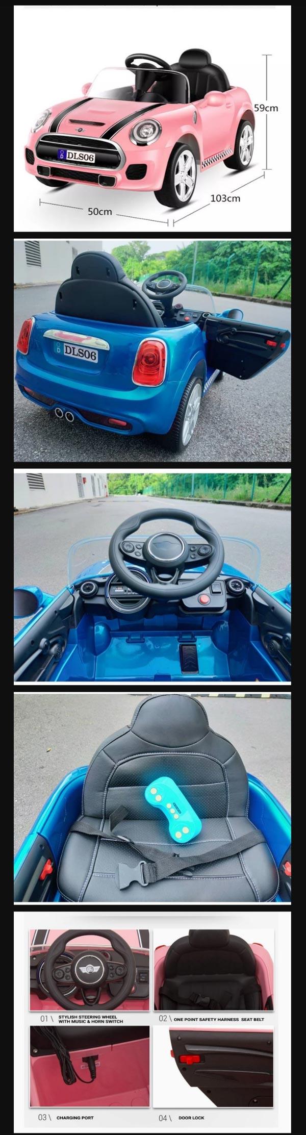 New Battery Car DLS-06